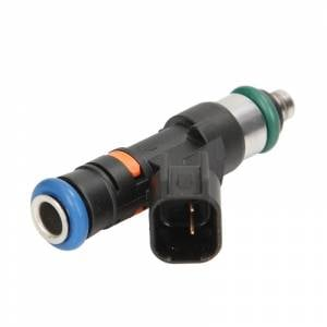 Fuel System - Genuine Bosch/Siemens/ASNU Injectors - Bosch / Siemens - Genuine Bosch 0280158117 EV14 EV6 52lb 550cc Mid Length Fuel Injectors - 4