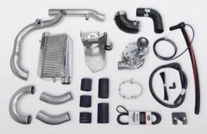 ATI / Procharger Superchargers - Sport Compact Prochargers - ATI/Procharger - Ford Focus Zetec 2000-2003 Procharger HO Intercooled C-1B Tuner Kit