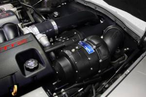 ATI / Procharger Superchargers - Chevy Corvette C6 Prochargers - ATI/Procharger - Corvette Z06 (LS7) 2006-2013 Procharger - Stage II Intercooled P1SC1