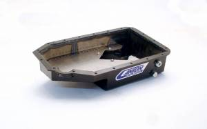 Oil System - Canton Street/Strip/Road Race Oil Pans - Canton Racing Products - Honda S2000 Drag / Road Race Canton 7 Quart Oil Pan
