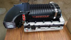 Whipple Charger Prior to Install