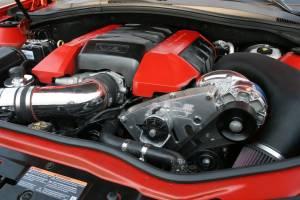 Vortech Superchargers - Chevrolet Camaro 2010-2017 - Vortech Superchargers - Chevrolet Camaro SS LS3 L99 2010-2011 6.2L Vortech Supercharger - V-3 Si Complete Kit