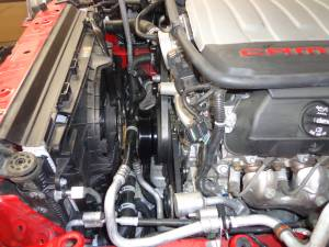 Chevy Camaro 2016 LT1 6.2L - P-1SC-1 Procharged