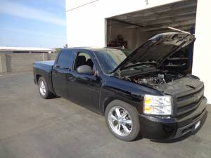 Customer Rides - TREperformance - Chevy Silverado 2008 5.3L 1500 - Whipple Supercharged
