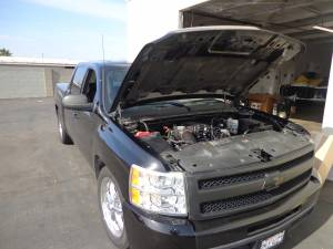 Chevy Silverado 2008 5.3L 1500 - Whipple Supercharged