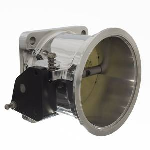 Accufab Throttle Bodies - Accufab - Mustang 86-93 - Accufab Racing - Accufab 90mm 86-93 Mustang 5.0L V-Band Throttle Body