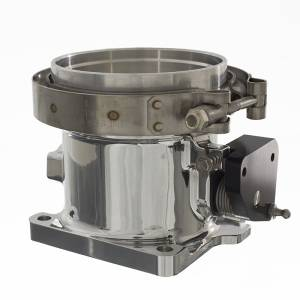Accufab Throttle Bodies - Accufab - Mustang 86-93 - Accufab Racing - Accufab 90mm 86-93 Mustang 5.0L V-Band Throttle Body w/ Kit