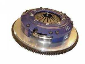 SPEC Multi Disc Clutches - Ford Super Twin Clutch kit - SPEC - Ford GT500 5.4L SPEC E-Trim Super Twin Clutch Kit 2010