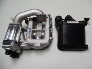 Sprintex Superchargers - Jeep Sprintex Superchargers - Sprintex Superchargers - Jeep Wrangler JK 3.8L 2007-2011 V6 Sprintex - Intercooled Complete Kit