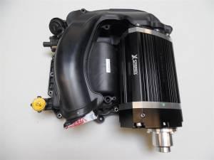 Sprintex Superchargers - Jeep Wrangler JK 3.6L 2012-2018 V6 Pentastar Sprintex SPS  Intercooled Complete Kit