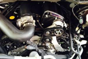 Sprintex Superchargers - Dodge Challenger 3.6L 2012-2017 V6 SPS Pentastar Sprintex - Intercooled Complete Kit