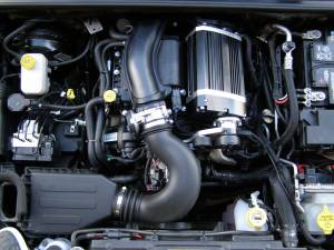 Sprintex Superchargers - Dodge Ram 1500 3.6L 2013-2017 V6 SPS Pentastar Sprintex - Intercooled Complete Kit