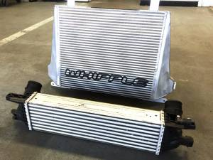 Whipple Superchargers - Ecoboost Intercooler Upgrades - Whipple Superchargers - Whipple Ford Mustang 2015-2019 2.3L Ecoboost Stage 1 Intercooler Kit