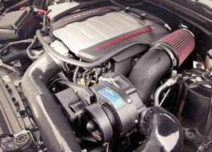 ATI / Procharger Superchargers - LT1 / LT4 Procharger Transplant Kits - ATI/Procharger - LT1 / LT4 Procharger Supercharger Intercooled Transplant Kit with D-1X Head Unit