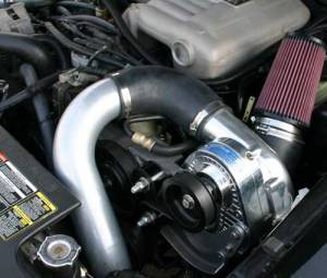 ATI / Procharger Superchargers - Ford Mustang Prochargers 1986-1998 - ATI/Procharger - Ford Mustang Cobra 5.0L 1994-1995 Procharger  - HO System with P1SC