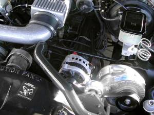 ATI / Procharger Superchargers - GMC / Chevy Truck / SUV 1988-2006 Prochargers - ATI/Procharger - GM TBI Truck/SUV 1988-1995 5.7L Procharger - HO Intercooled Tuner P-1SC (No Air Pump)