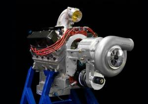 ATI / Procharger Superchargers - Ford SBF Cog Drive Procharger Kits - ATI/Procharger - Ford SBF Integrated RaceDrive Procharger Supercharger F-3R-130 Blower & Gear Drive