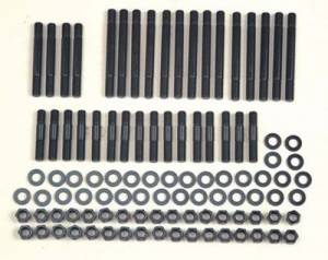 Cylinder Heads - ARP Fasteners - Automotive Racing Products - ARP Chevrolet Small Block Hex Pro Series Cylinder Head Stud Kit