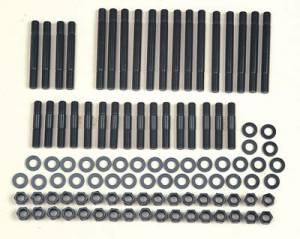 """Cylinder Heads - ARP Fasteners - Automotive Racing Products - ARP Ford Small Block 351W 1/2"""" Hex Pro Series Cylinder Head Stud Kit"""