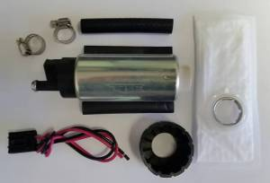 TRE 255 LPH Fuel Pumps - Volvo 255 LPH Fuel Pumps - TRE - TREperformance - Volvo 240 255 LPH Fuel Pump 1981-1993