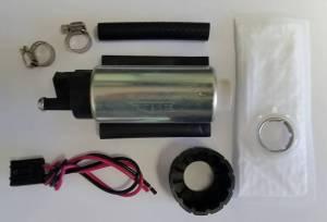 TRE 255 LPH Fuel Pumps - Volvo 255 LPH Fuel Pumps - TRE - TREperformance - Volvo 740 255 LPH Fuel Pump 1982-1998