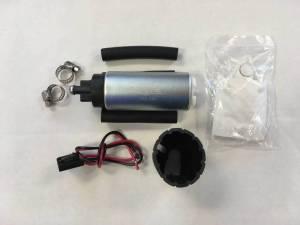 TRE 255 LPH Fuel Pumps - Mazda 255 LPH Fuel Pumps - TRE - TREperformance - Mazda 323 255 LPH Fuel Pump 1986-1991