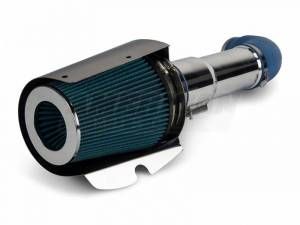 MAC Air Intake FORD - Mustang 96-04 2V GT & 4V Cobra - MAC Performance - 96-02 Cobra Bullit Stainless Steel Air Induction System