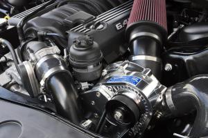 Dodge Charger SRT8 HEMI 6.4L 2012-2014 Procharger - HO Intercooled TUNER KIT