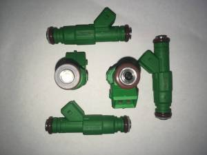 Fuel System - TRE Bosch Thin Body Style Fuel Injectors - TREperformance - TRE 42lb Bosch Thin Style Fuel Injectors - 5