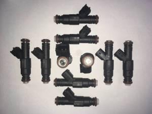 Fuel System - TRE Bosch Thin Body Style Fuel Injectors - TREperformance - TRE 80lb EV6 Bosch/Siemens Deka IV Style Fuel Injectors - 10