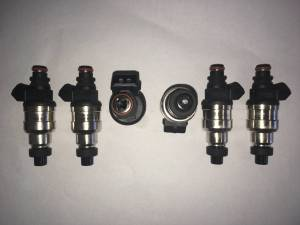 Fuel System - TRE Denso / Honda Style Fuel Injectors - TREperformance - TRE 600cc Honda / Denso Style Fuel Injectors - 6