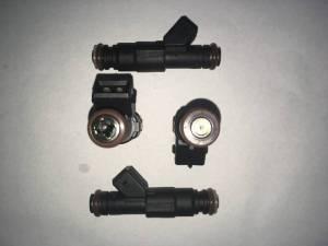 Fuel System - TRE Bosch Thin Body Style Fuel Injectors - TREperformance - TRE 80lb EV1 Bosch/Siemens Deka IV Style Fuel Injectors - 10