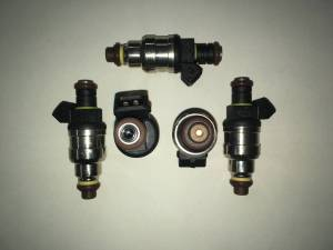 Fuel System - TRE Bosch Wide Body Style Injectors - TREperformance - TRE 550cc Wide Bosch Style Fuel Injectors - 5