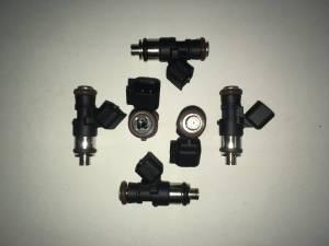 Fuel System - TRE Short/Pico Fuel Injectors - TREperformance - TRE 80lb EV6 Short Fuel Injectors - 6