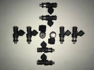 Fuel System - TRE Short/Pico Fuel Injectors - TREperformance - TRE 80lb EV6 Short Fuel Injectors - 10