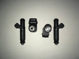 Fuel System - Genuine Bosch/Siemens/ASNU Injectors - Bosch / Siemens - Genuine 60lb Siemens Deka IV EV1 Fuel Injectors - 4