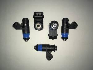 Fuel System - Genuine Bosch/Siemens/ASNU Injectors - Bosch / Siemens - Genuine 60lb Siemens Deka IV EV1 Short Fuel Injectors - 5