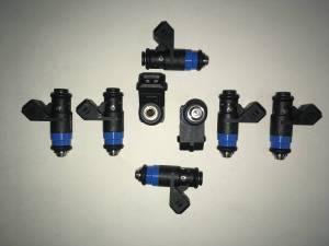 Fuel System - Genuine Bosch/Siemens/ASNU Injectors - Bosch / Siemens - Genuine 60lb Siemens Deka IV EV1 Short Fuel Injectors - 8