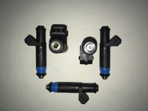 Fuel System - Genuine Bosch/Siemens/ASNU Injectors - Bosch / Siemens - Genuine 80lb Siemens Deka IV EV1 Fuel Injectors - 5