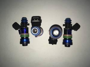 ASNU Fuel Injectors - ASNU FIC 1050cc Honda EV1 Fuel Injectors - 4