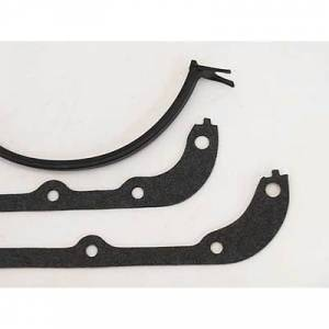 Canton Oil Pan Accessories - Oil Pan Gaskets - Canton Racing Products - 88-650 4 pc. Ford 351W Oil Pan Gasket Set