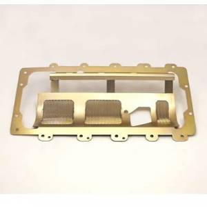 Canton Oil Pan Accessories - Windage Trays & Mounting Kits - Canton Racing Products - 20-939 Ford 4.6/5.4 Canton Windage Tray and Mounting Hardware