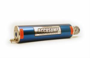 Oil System - Canton Accusump Oil Accumulators - Canton Racing Products - Canton 1 Quart Accusump Oil Accumulator