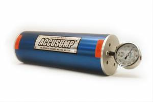 Oil System - Canton Accusump Oil Accumulators - Canton Racing Products - Canton 2 Quart Accusump Oil Accumulator