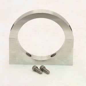 Oil System - Canton Accusump Accessories - Canton Racing Products - Accusump Billet Aluminum Mounting Clamps 2&3 QT