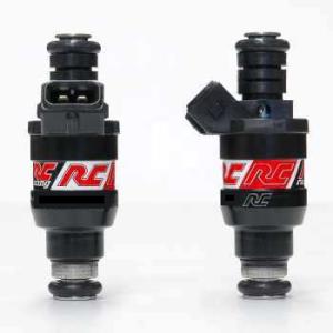 RC Engineering Fuel Injectors - Mitsubishi Fuel Injectors - RC Engineering  - RC Engineering - Mitsubishi Eclipse Non-Turbo 420a 650cc Fuel Injectors 1995-1999
