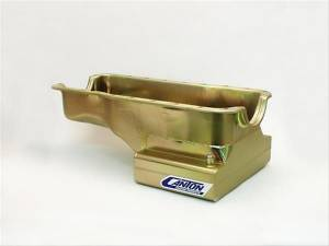 Canton Street/Strip/Road Race Oil Pans - Ford Street/Strip/Road Race Oil Pans - Canton Racing Products - Ford Mustang 289/302 Canton 7 Quart Front Sump Street T Oil Pan