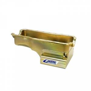 Canton Street/Strip/Road Race Oil Pans - Ford Street/Strip/Road Race Oil Pans - Canton Racing Products - Ford Mustang 351W Canton 7 Quart Front Sump Street Oil Pan