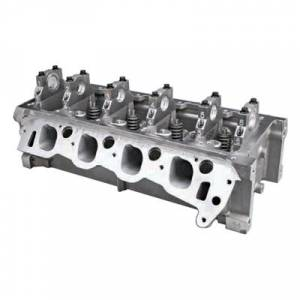 TFS Cylinder Heads - Small Block Ford - Twisted Wedge Street/Strip Cylinder Heads for Small Block Ford - Trickflow - Trickflow Twisted Wedge Ford 4.6L/5.4L Race 195cc CNC Ported Cylinder Head, 44cc Chamber, Max Lift .650