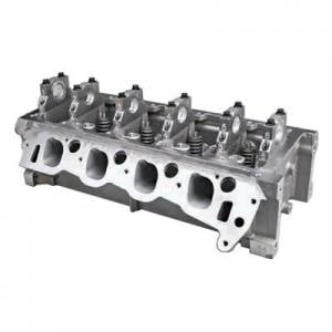 TFS Cylinder Heads - Small Block Ford - Twisted Wedge Street/Strip Cylinder Heads for Small Block Ford - Trickflow - Trickflow Twisted Wedge SBF 195cc Cylinder Heads 44cc 4.6L/5.4L 2V, Max Lift .650